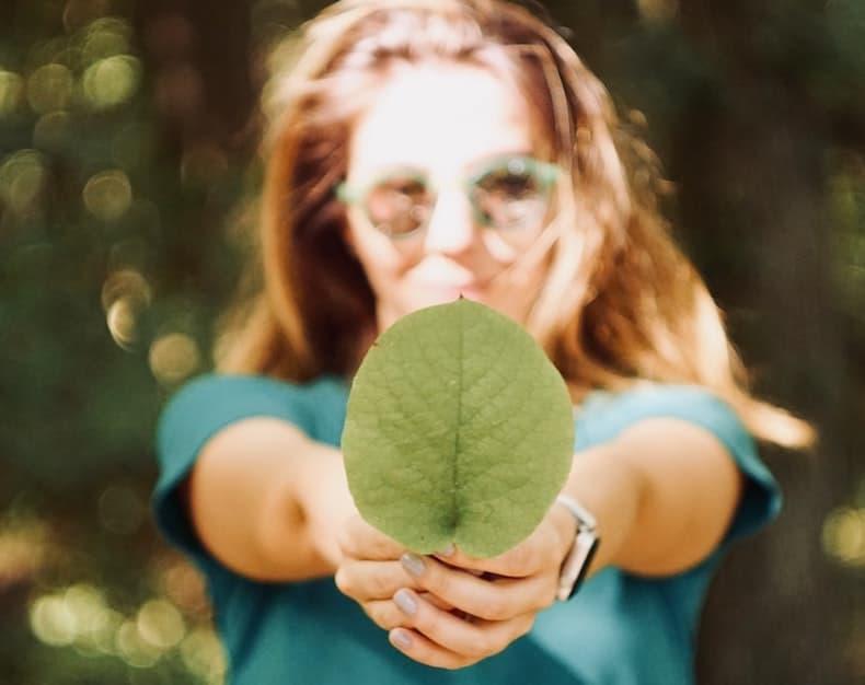 live environmentally conscious life
