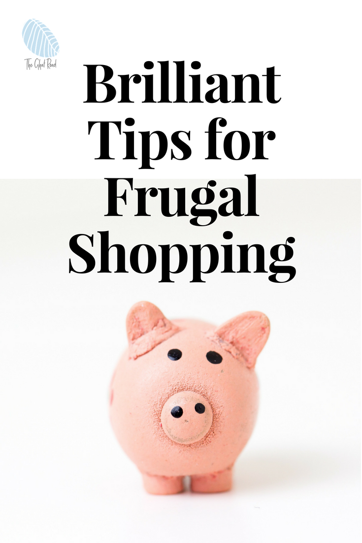 save money frugal shopping