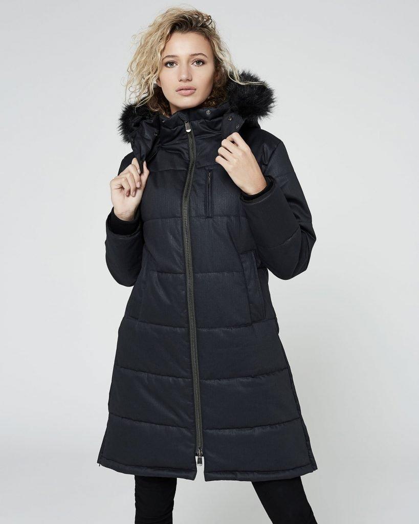 Vegan winter jackets - Hoodlamb