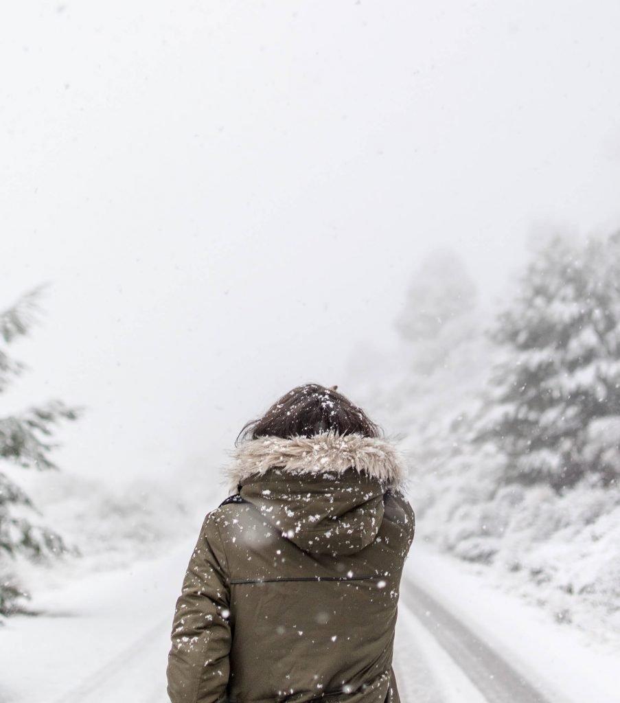 How to be a Vegan in Winter - vegan winter jacket