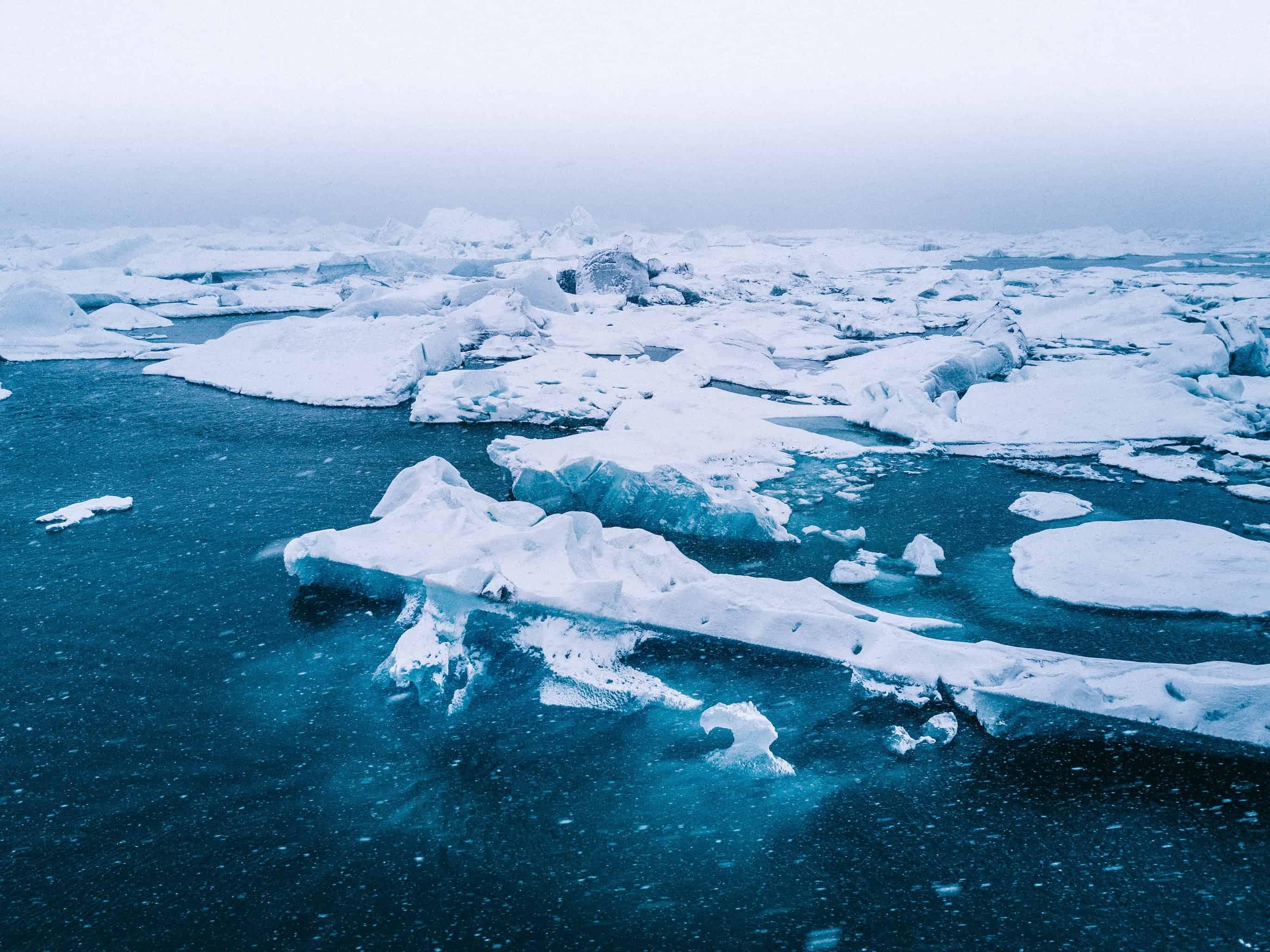 Arctic's melting