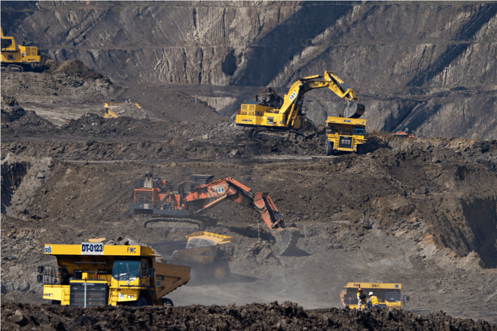 sustainability-oriented investing - mining