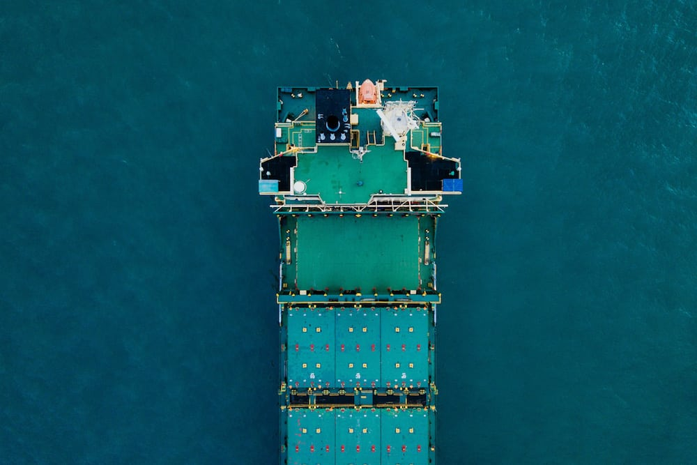 The Energy Consumption of the Global Cargo Shipping Industry