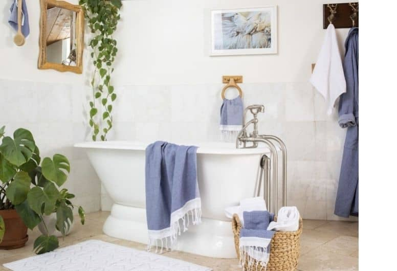 Best Sustainable Towels For Your Bathroom - coyuchi