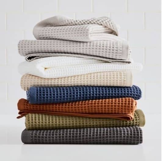 Best Sustainable Towels For Your Bathroom
