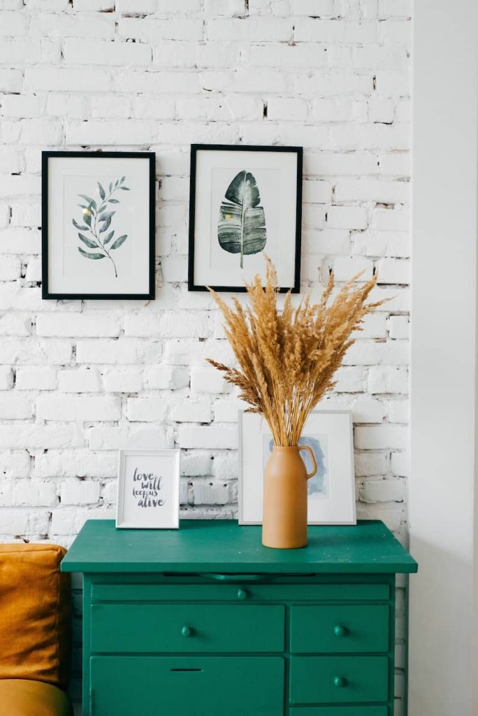 Ethical home decor that's affordable is not easy to find, except in thrift stores.