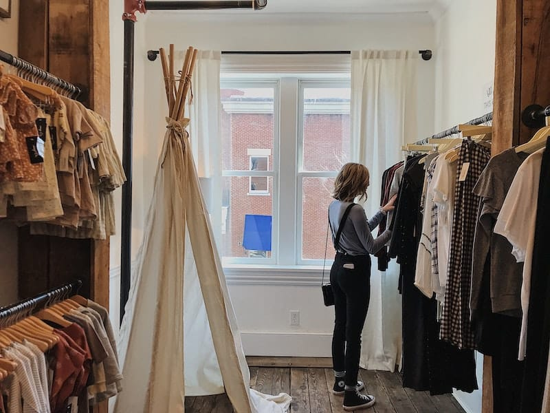 a sustainable capsule wardrobe requires a lot of care and thought to get right.
