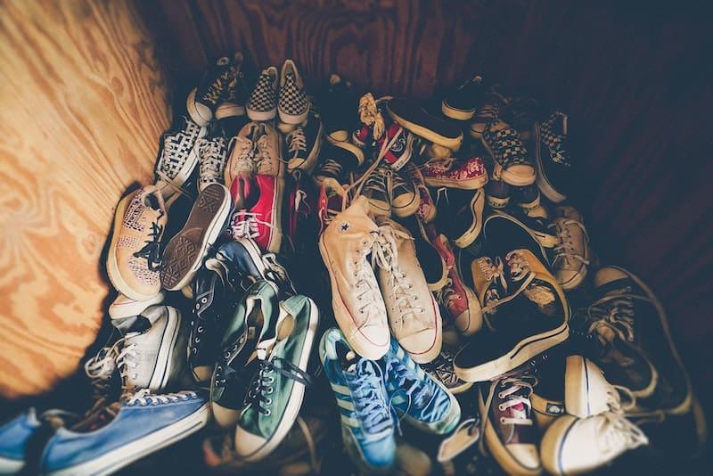 Do you really need so many pairs of similar shoes?