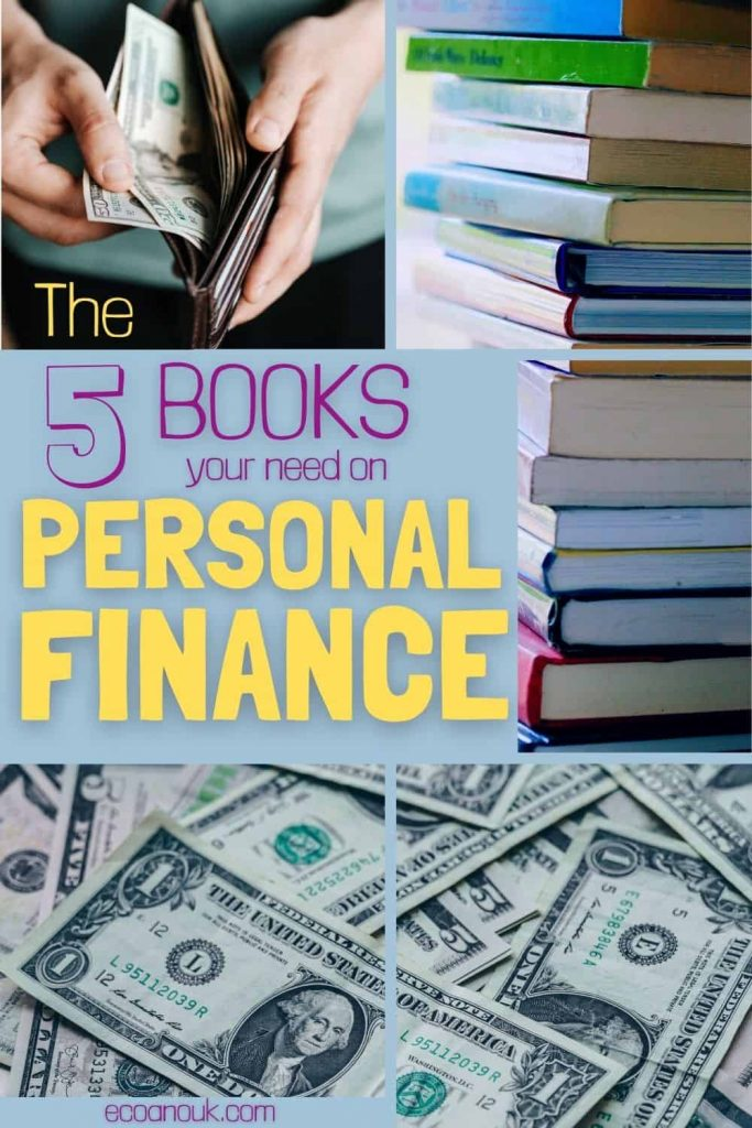 5 books on personal finance and money management