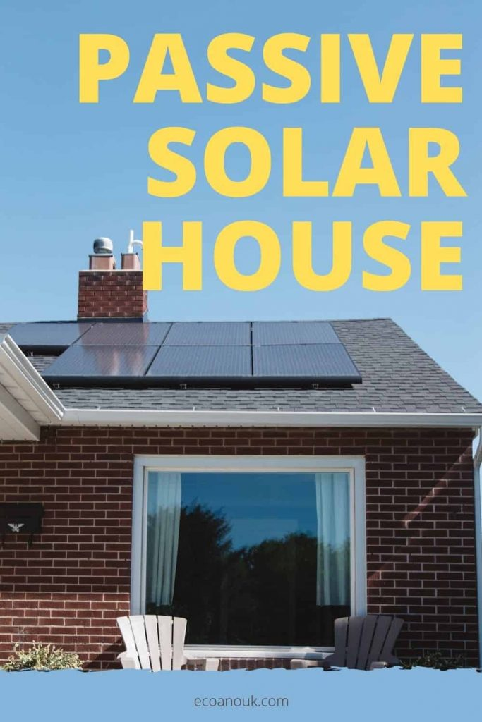 A passive solar house is typically designed from scratch factoring in several considerations to boost the structure's ability to naturally keep the interior living spaces a comfortable air temperature without using conventional emissions-spewing HVAC appliances.