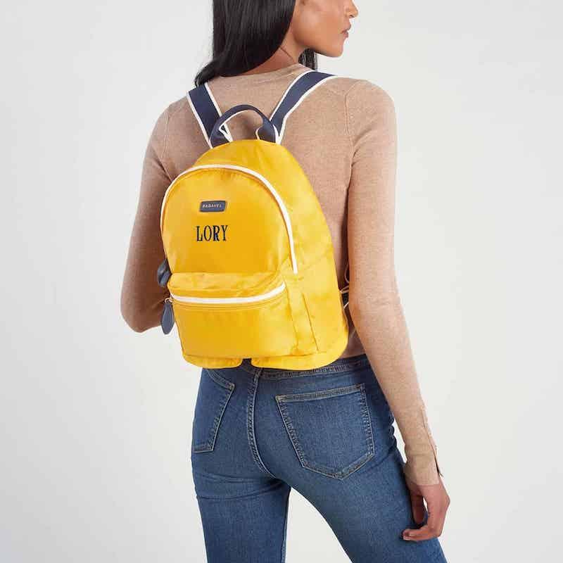 Paravel mini backpack