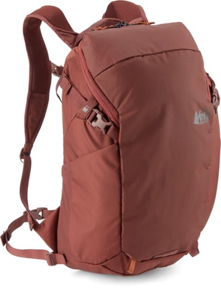 REI Co-op backpack made from recycled materials