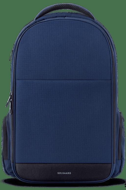 Solgaard backpack made of ocean plastic