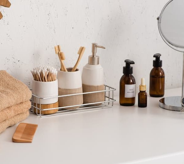 zero waste bathoom essentials