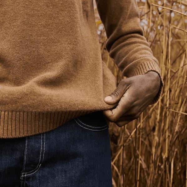 Organic Basics knitwear