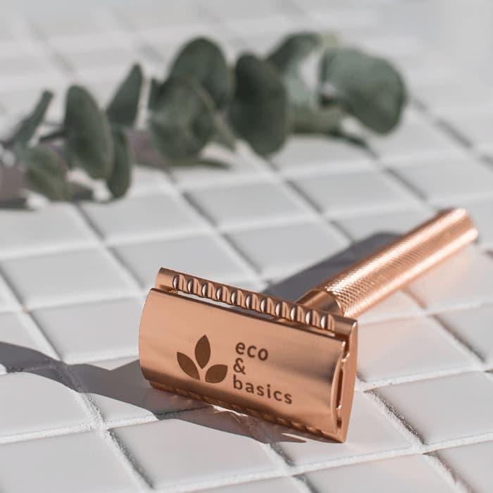 eco and basics razor