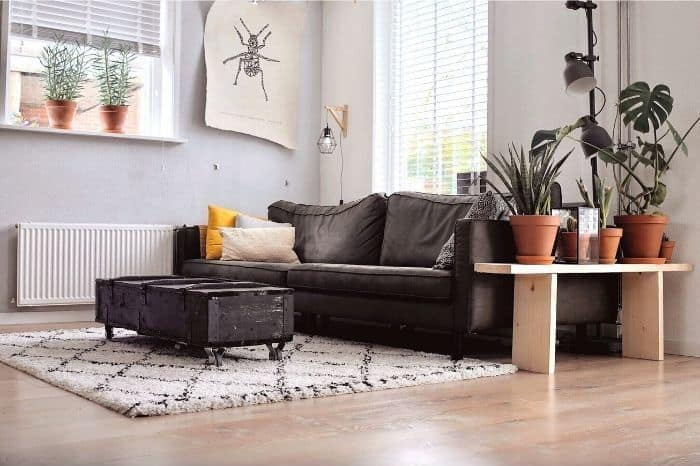 maintaining a low waste home needs careful planning