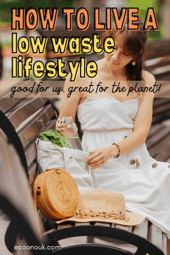 Low Waste living for a sustainable future