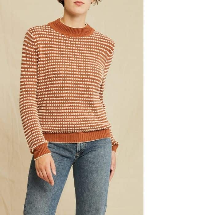 Amour Vert affordable sustainable sweaters