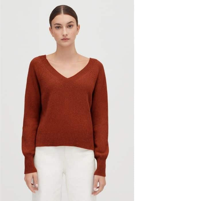affordable sustainable knitwear uk