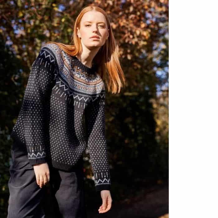 sustainable knitwear UK