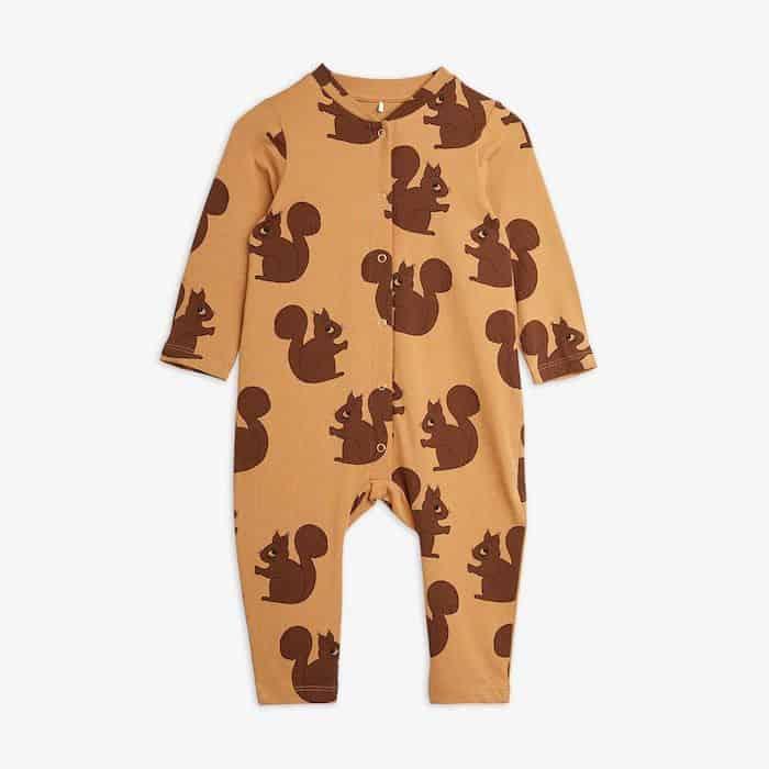 Scandinavian organic baby clothing