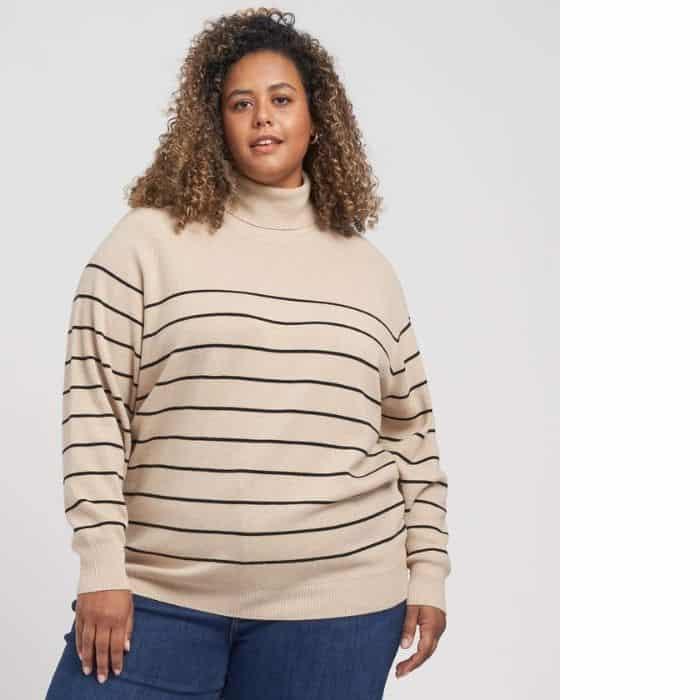 size-inclusive fair trade sweaters plus size sweaters